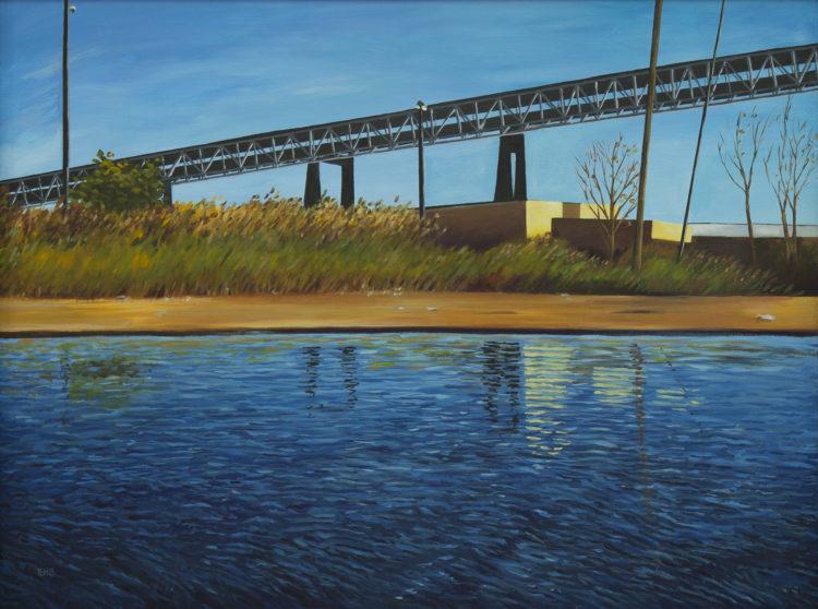 Bridge 2009 48 x 36