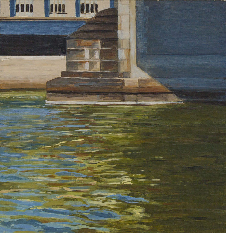 The Schuykill 2010 9 x 9 private collection