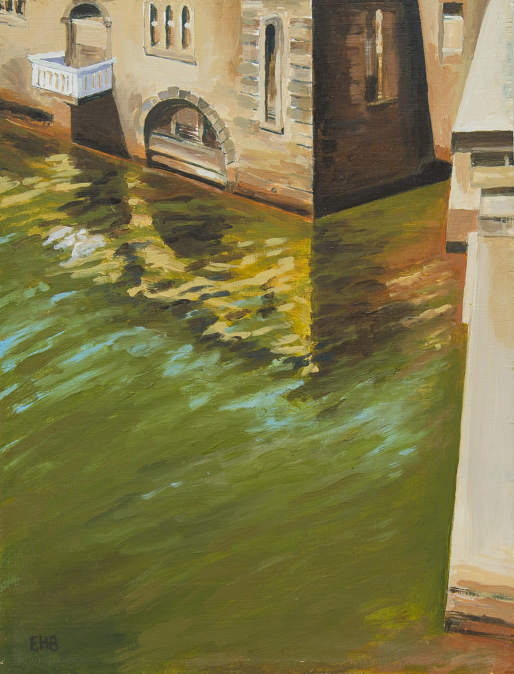 Waterworks 2005 11 x 14.5 private collection